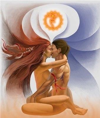 Сексуальной энергии раскрытие
